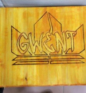 Доска для Гвинта