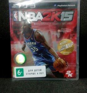 Nba2k15 на PS3