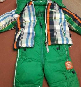 KANZ Детский комбинезон куртка штаны