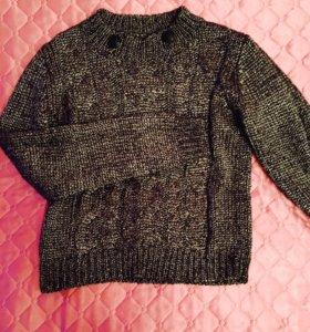 Укорочённый свитер( кроп )