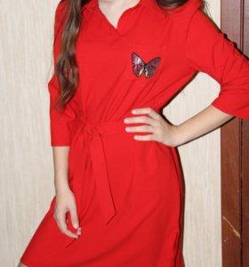 Рубашка-платье Новое