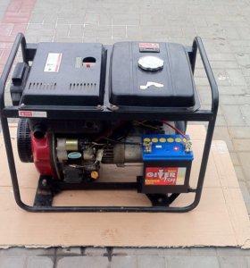 Дизельный генератор + сварка