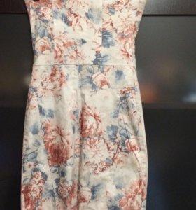 Модное платье NAFNAF р.38