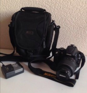 Nikon D5000,новый