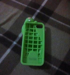 Чехол на 5 s iphone.