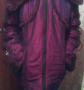 Пальто и зимняя куртка