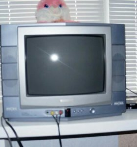Телевизор Toshiba Stereo Bomba TV