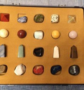 Коллекция энергия камней (28 шт.)