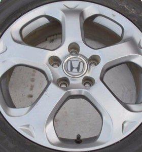 Литье R17 5/114,3 Honda Оригинал