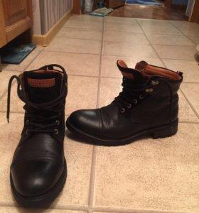 Осенние мужские ботинки
