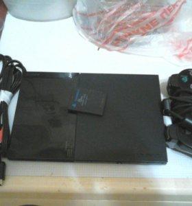 Продаю игровую приставку Sony PlayStation 2