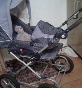 коляска детская от 0 до 3 лет фирмы Geo by