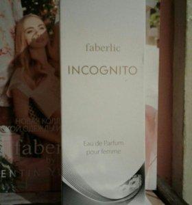 Духи Faberlic Incognito