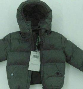 Куртка НОВАЯ, размер 80-86