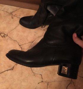 Сапоги женские обувь зимняя