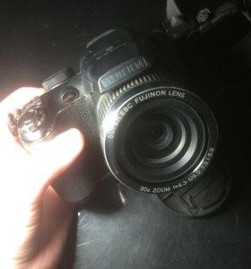 СРОЧНО! продам фотоаппарат FUJIFILM FINEPIX S