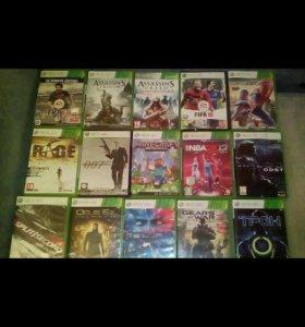 Обмен игр на Xbox 360