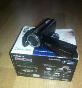 ВОЗМОЖЕН ТОРГ!!!Видеокамера Sony HDR-CX260VE