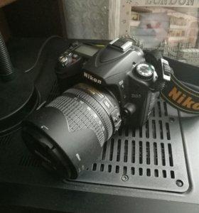 Камера NikonD90