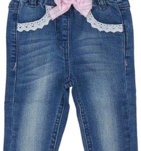 Джинсы, куртка джинсовая и штаны пакетом, 2-3г