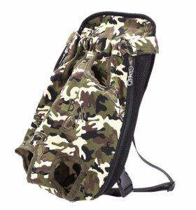 Переноска рюкзак для собак мелких пород