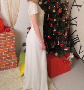 Красивое Платье (Свадебное , вечерние )
