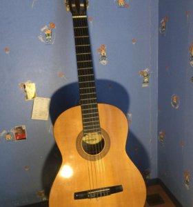 Гитара акустическая hohner hc06
