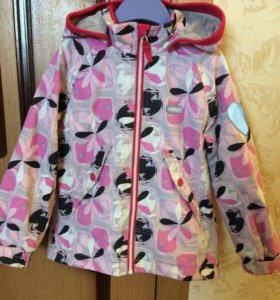 Курточка Reima с поддевой Reima