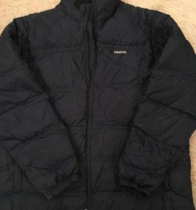 Куртка пуховик мужской зимний