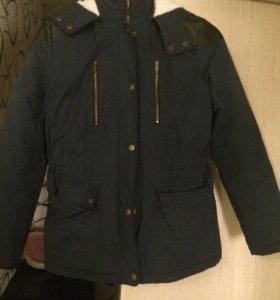 Демисезонная куртка-парка