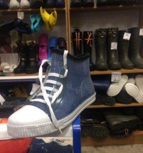 Обувь и спец одежда.