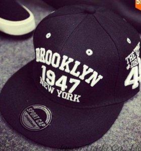 """Кепка """"Бруклин"""""""