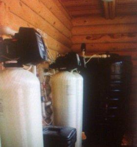 Фильтры для воды и системы водоподготовки