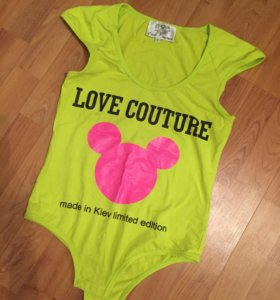 Боди Love Couture