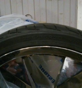 Колеса летние R20