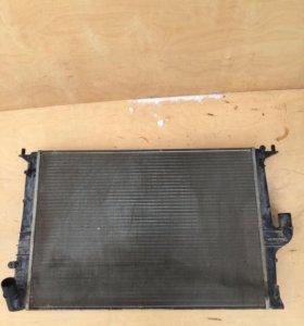 Радиатор охлаждения Renault Sandero/Logan. Ж-008