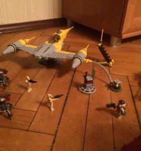 Лего звездные воины