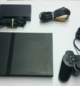 PlayStation 2+10игр
