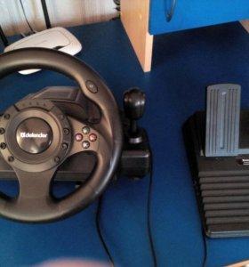 Игровой руль Forsage Drift GT