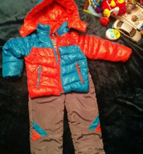 Весенне - осенний костюм на мальчика