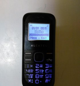 Alcatel one touch 112
