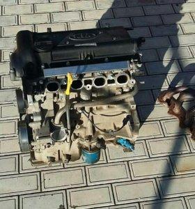 Двигатель kia cerato