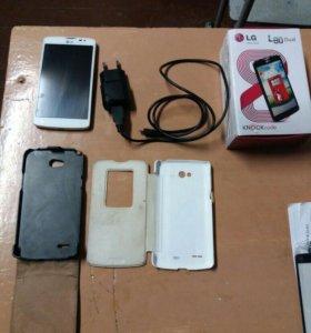 Смартфон LG L80