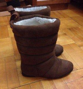 Дутики зимняя обувь