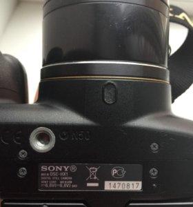 Фотоаппарат sony cyber shot dxc-hx1