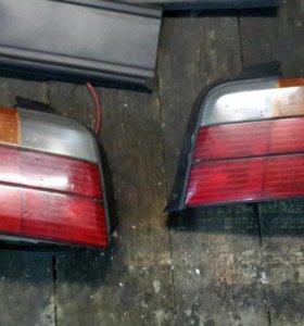 Задние фонари БМВ 3