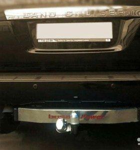 Фаркоп Bosal Power на Toyota LC200