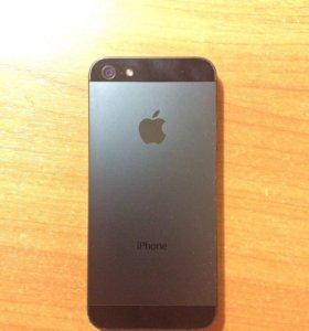 IPhone 5 Black (16 Gb)