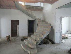 Изготовление лестниц железобитонных