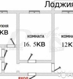 Продам квартиру на Родионова